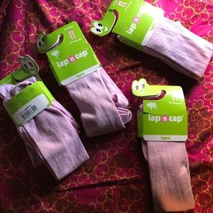 NWT Lot of 4 Youth Tights